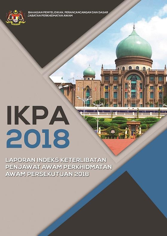 Indeks Keterlibatan Penjawat Awam (IKPA) Perkidmatan Awam Persekutuan 2018