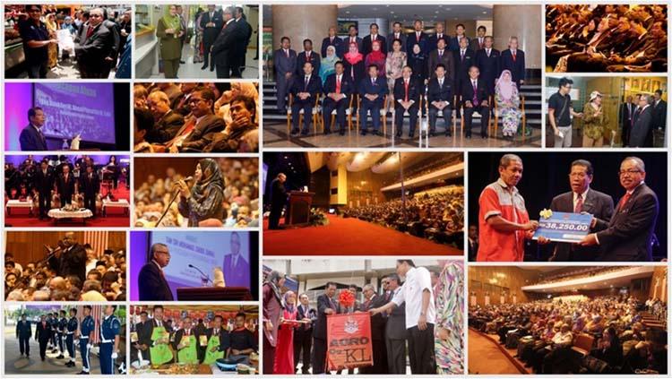 KPPA 'Turun Padang' Event to DBKL