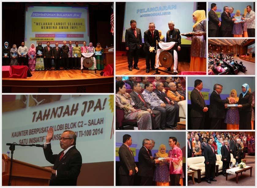 JPA's February Assembly 2015