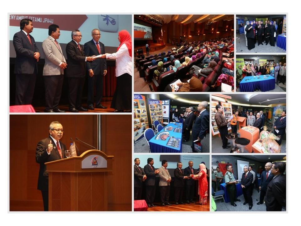 Perhimpunan Bulanan JPA (MEI 2015)
