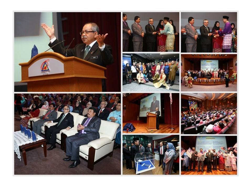 Perhimpunan Bulanan JPA (OGOS 2015)
