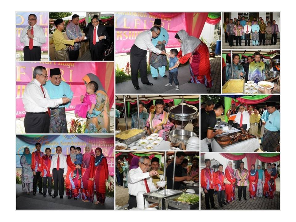 MAKSWIP Aidilfitri Raya Celebration Day 2014