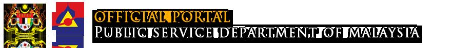 Portal Rasmi Jabatan Perkhidmatan Awam