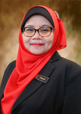 Datuk Dr. Rosslina Ahmad Mokhtar