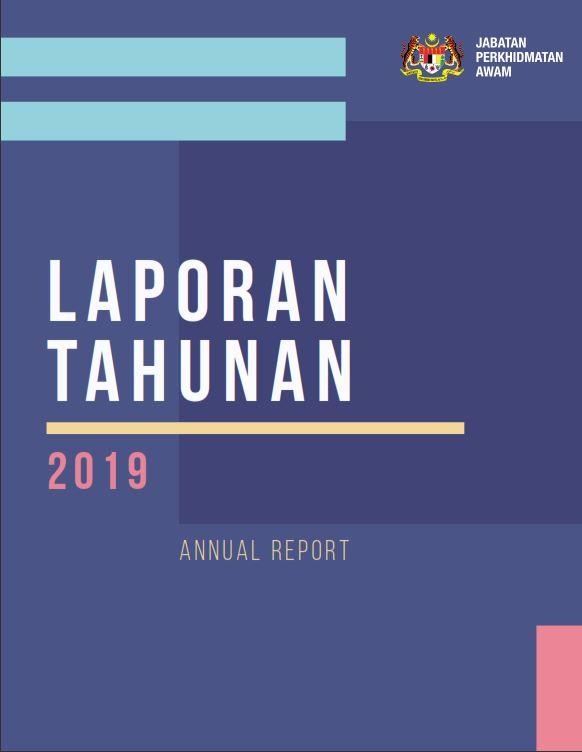 Laporan Tahunan 2019